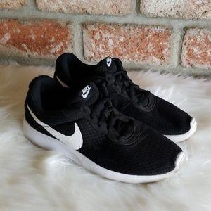 Nike free black white sneakers